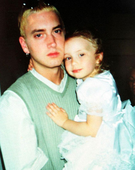 You Won T Believe What Eminem S Daughter Hailie Looks Like