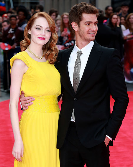 Emma Stone And Andrew Garfield On The Verge Of Split Q Fm