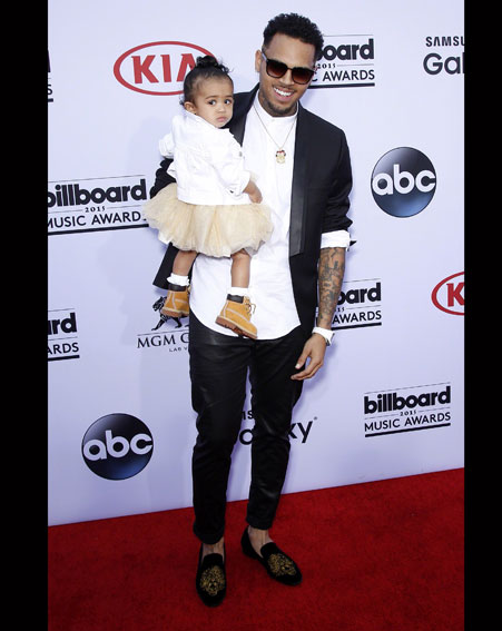 Weight Loss In New Instagram Post Chris Brown Also Gushed About His Daughter Royalty Wenn