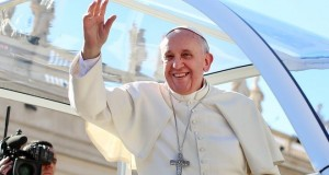 This is the Pope's second visit to South America