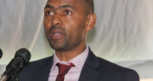 Youth and Sport Minister Vincent Mwale
