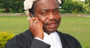 Renowned constitutional lawyer John Sangwa