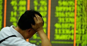 Chinese shares headed lower on the last day of trading this week