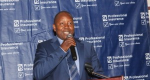 Professional Insurance Managing Director Geoffrey Chirwa