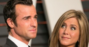 "Justin Theroux has revealed how ""infuriating"" he finds it when his wife Jennifer Aniston gives him the silent treatment [Wenn]"
