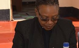 CCMG Chairperson Suzanne Matale