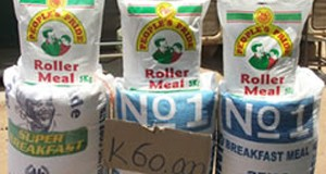 MAZ has announced that the prices of mealie meal will in the next few days go up by K10 to Kk15 per 25kg bag of breakfast