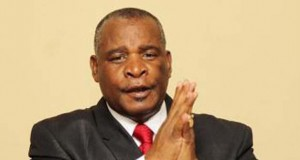 Higher Education Minister Michael Kaingu
