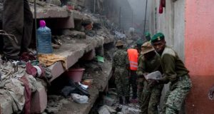 Nairobi has been hit by a spate of building collapses