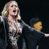 Adele performed for 90 minutes