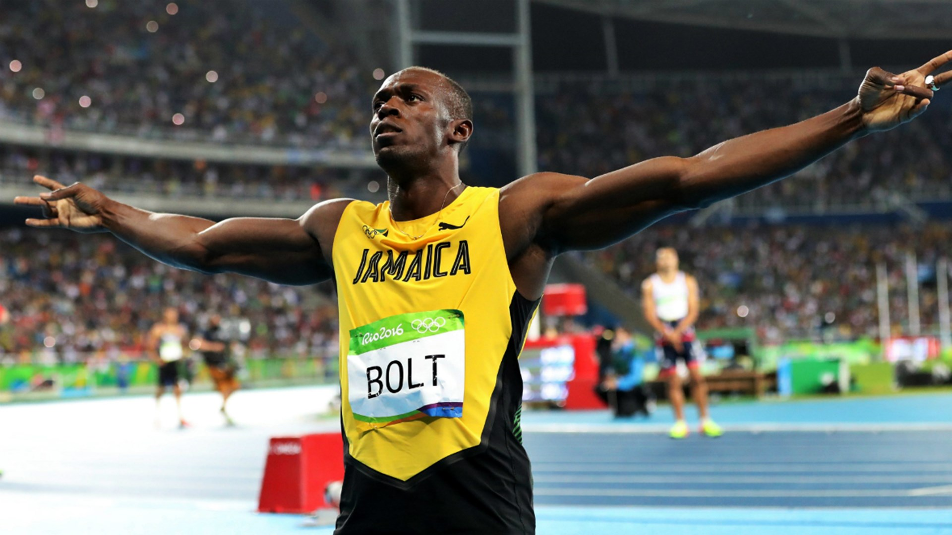 Rio Olympics 2016 Usain Bolt Wins 200m Gold His Eighth Olympic
