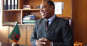 Dr. Bishop Richard Kakuwa