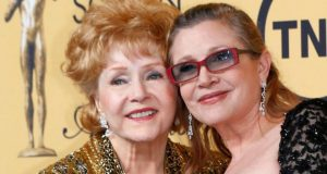 Debbie Reynolds and her daughter Carrie Fisher died within a day of each other