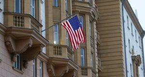 Russia's foreign ministry wants to expel US diplomats from Moscow in response