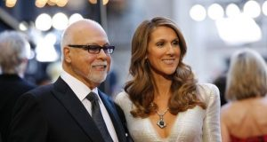Celine Dion shared a video tribute to husband Rene Angelil on the first anniversary of his death.  (Reuters)
