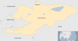 Turkish cargo plane from Hong Kong crash lands on Kyrgyzstan homes