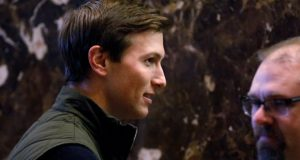 An anti-nepotism law does not bar Jared Kushner from taking a White House job, his lawyer says