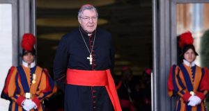 Cardinal George Pell is Australia's most senior Catholic official
