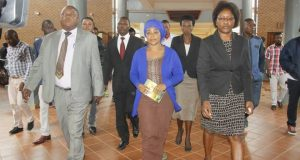 Mutinta Mmembe at court