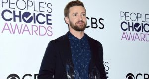 Justin Timberlake will perform at this year's Oscars ceremony.  (The Associated Press)