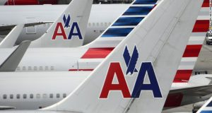 The FAA says it will follow up with American Airlines to learn more about Wednesday's incident. (File photo.)