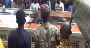 Eight OYDC stampede victims put to rest