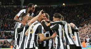 Newcastle United © Gallo Images