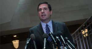 "Mr Nunes calls the charges ""entirely false"" and ""politically motivated""."
