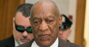 Embattled comedian and actor Bill Cosby