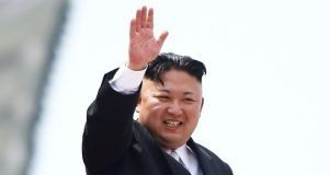 The plot involved targeting Kim Jong-un at a public event, officials said