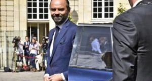 Edouard Philippe has for years been close to leading Republican Alain Juppé