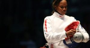 Macron's new sports minister is Laura Flessel, an Olympic fencing champion