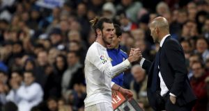 Zidane unsure when Bale will return