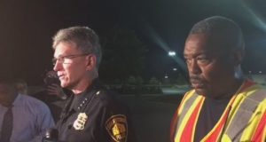 San Antonio's police and fire chiefs confirmed the number of dead found