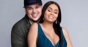 Blac Chyna and Rob