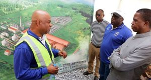 Lungu unveils foundation stone for construction of ZCCM-IH Cement Plant in Ndola