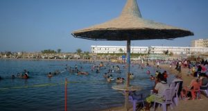 Hurghada is a popular diving resort