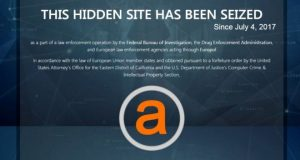 AlphaBay went offline earlier this month