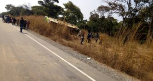 Unknown number of people die in Likili bus accident