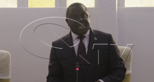 Harry Kalaba - Foreign Affairs Minister