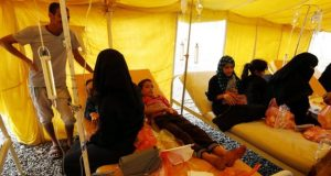 The war has left less than half of Yemen's medical facilities functional