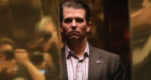 "Donald Trump Jr said ""no meaningful information"" on Mrs Clinton was provided"