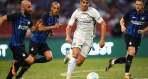 Inter continue revival with win over Blues