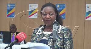 Margaret Mwanakatwe - Commerce, Trade and Industry Minister