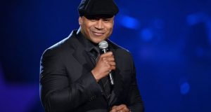 LL Cool J is also the joint youngest receipient at the age of 49