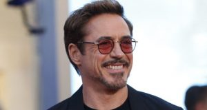 Robert Downey Jr said he would never ask individual fans for money