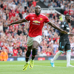 Romelu Lukaku © Getty Images