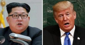 Kim Jong-un and Donald Trump are trading insults after the US president's UN speech