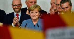 Chancellor Merkel has won a fourth term, but will need new coalition partners