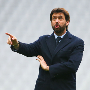 Andrea Agnelli © Getty Images